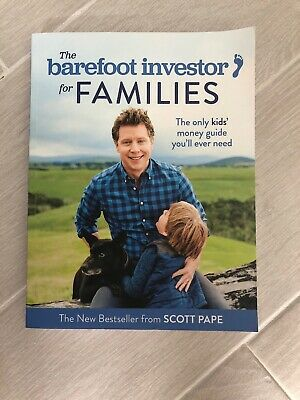 AU20 • Buy The Barefoot Investor For Families: The Only Kids' Money Guide You'll Ever Need