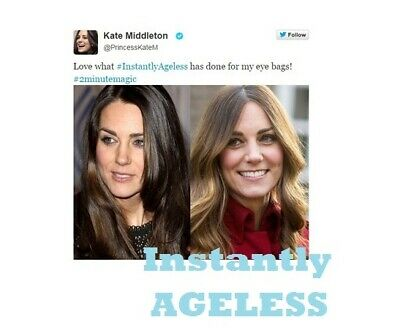 Instantly Ageless Anti Ageing X5 Sachets, Anti Wrinkle, Remove Eye Bags • 4.90£