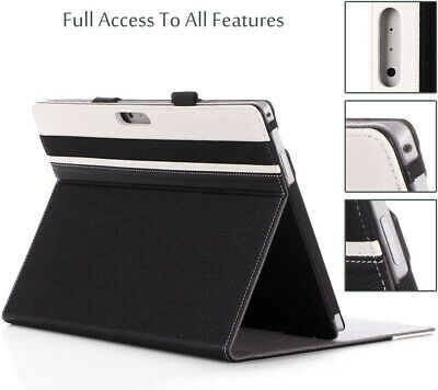 AU48.99 • Buy Case For Microsoft Surface Pro 7/6/4/3/Pro LTE Compatible Type Cover Keyboard BL