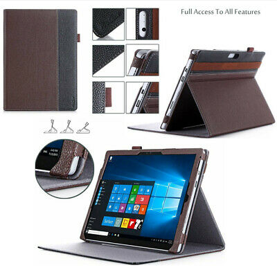 AU46.99 • Buy Case For Microsoft Surface Pro 7/6/4/3/ Pro LTE Compatible Type Cover Keyboard