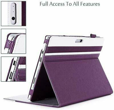 AU48.99 • Buy CASE For Microsoft Surface Pro 7/6/4/3 Pro LTE/ Compatible Type Cover Keyboard