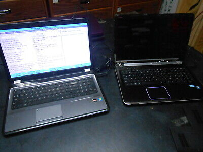 $ CDN118.19 • Buy Lot Of (2) 17  HP Dv7t G7 Laptops For Parts Repair Only No RAM HDD