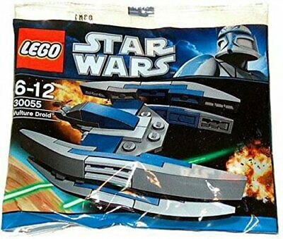 LEGO Star Wars - 30055 Vulture Droid. Small Polybag Set. • 5.50£