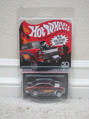 $28.99 • Buy Brand New Hot Wheels 2018 Collector Edition Kmart Exclusive '55 Chevy Gasser