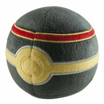 Tomy Pokemon Plush Poke Ball Soft Toy Luxury Ball New • 14.49£