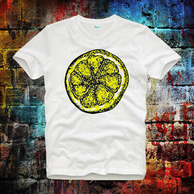 Lemon Stone Roses  I Wanna Be Adored Lan Brown  Unisex Tee Top T Shirt B692 • 6.99£