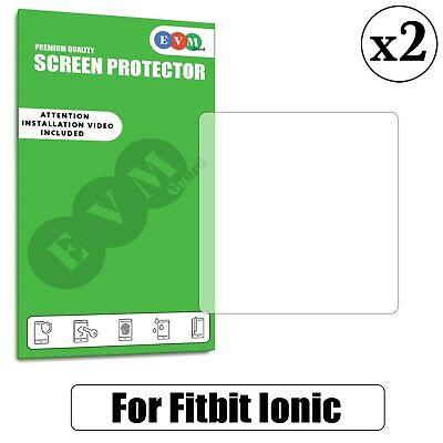 $ CDN4.24 • Buy Screen Protector For Fitbit Ionic TPU Hydrogel FILM Cover - Pack Of 1