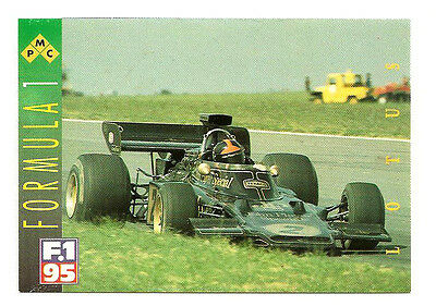 $ CDN4.50 • Buy Lotus 72 Formula 1 Racing | F1 Card