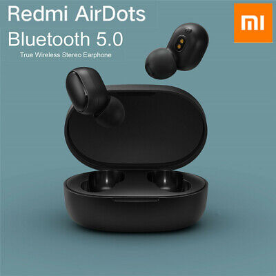 $7 • Buy Original Xiaomi Redmi AirDots Wireless Earbuds BT5.0 Earphone W/ CHARGER BOX USA