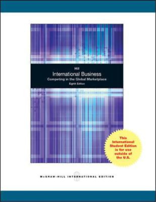 £5.63 • Buy International Business: Competing In The Global Marketplace, Charles W. L. Hill,