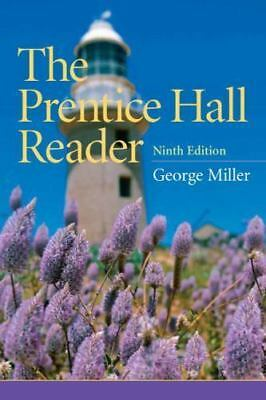 $4.15 • Buy The Prentice Hall Reader By George E. Miller