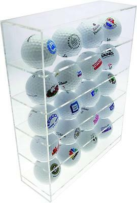 Golf Ball Display Rack Longridge Perspex - Holds 20 Golf Balls • 22.99£