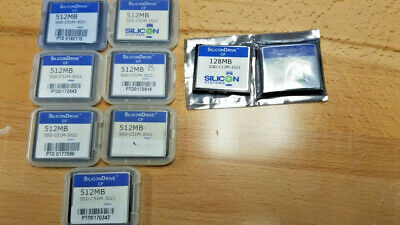 $ CDN60.50 • Buy SiliconDrive CF Assorted SSD Cards (lot)