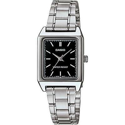$ CDN30.07 • Buy Casio Women's Analog Quartz Stainless Steel Watch LTPV007D-1E