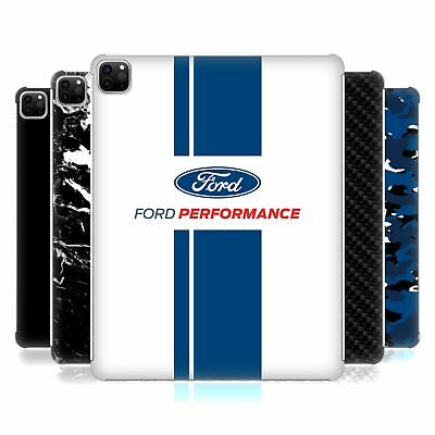 OFFICIAL FORD MOTOR COMPANY LOGOS HARD BACK CASE FOR APPLE IPAD • 16.95£