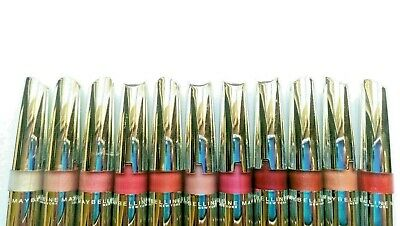 MAYBELLINE WATERSHINE ELIXIR LipGloss - SUMMER SALE SAVE UP TO 10% • 2.79£