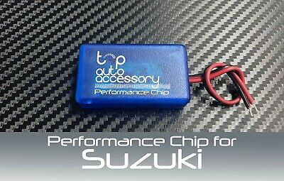 $34.95 • Buy Performance Speed Chip Racing Torque Horsepower Power ECU Tune Module For Suzuki