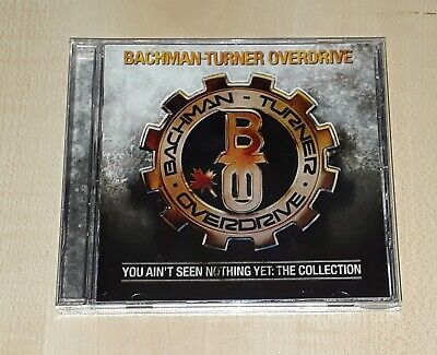 £4.69 • Buy Bachman-Turner Overdrive - The Collection - CD ~(Best Of / Hits / Singles)~
