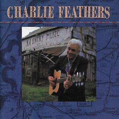 £17.21 • Buy Charlie Feathers  -  Charlie Feathers   [ CD Elektra Nonesuch ]
