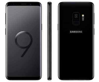 $ CDN241.50 • Buy Samsung Galaxy S9  SM-G960U1 - 64GB - Blue T-mobile AT&T  (Unlocked) B Grade