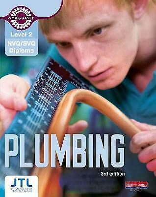 Level 2 SVQ/NVQ Plumbing Candidate Handbook By JTL Training • 30£