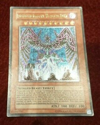 Yugioh Earthbound Immortal Wiraqocha Rasca Ultimate Rare Good Sovr-en026 • 24.99£
