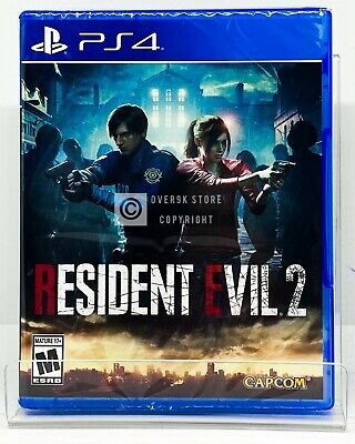$32.99 • Buy Resident Evil 2 - PS4 - Brand New | Factory Sealed