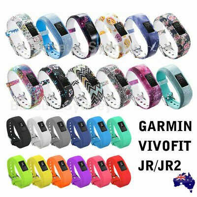 AU3.95 • Buy GARMIN VIVOFIT JR 1 / JUNIOR 2 Replacement Band Fitness Wristband Tracker Strap