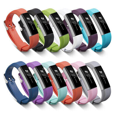 AU7.40 • Buy Fitbit Alta Band Secure Strap Wristband Buckle Bracelet Fitness Tracker