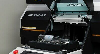 £16243.75 • Buy Mimaki UJF-3042 MKII UV Flatbed Large Format Printer Non-Eco-Solvent Roland *
