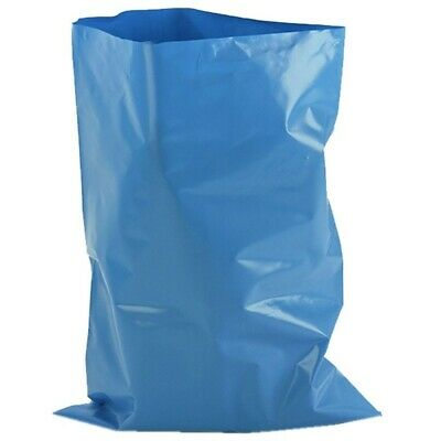 £4.49 • Buy 6 Rubble Sacks Bags Strong Heavy Duty 40L Garden Waste Building Landscaping