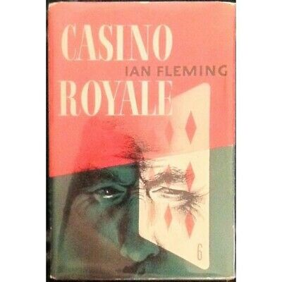 £1420.94 • Buy 'Casino Royale' 1954 Second Printing By Ian Fleming