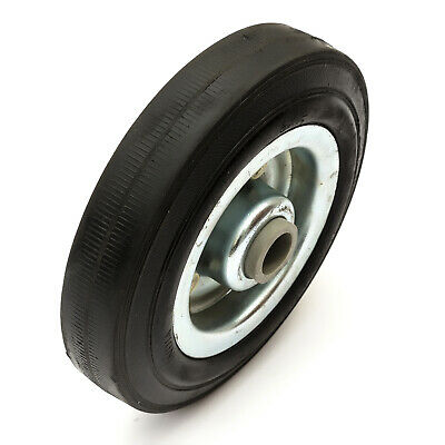 Sack Truck Wheel Steel Solid Puncture Proof Tyre 150mm X 38mm / 6 X 1.5 Inch • 6.69£