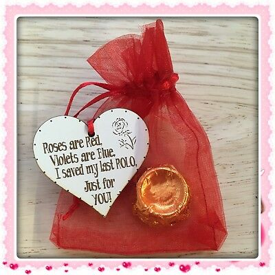 My Last Rolo Romantic Valentines Day Gift Any Occasion Present • 3.50£