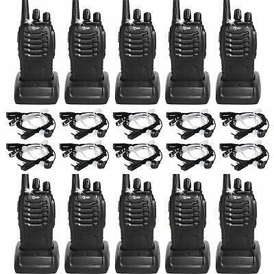 $ CDN204.94 • Buy TID TD-V2 Two Way Radio Rechargeable 2 Way Radio UHF FRS VOX Long Range 2-Way...