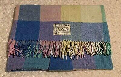 Jack Wills Wool Blanket - Perfect Condition • 40£