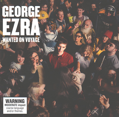 $25 • Buy FREE US SHIP. On ANY 3+ CDs! NEW CD George Ezra: Wanted On Voyage