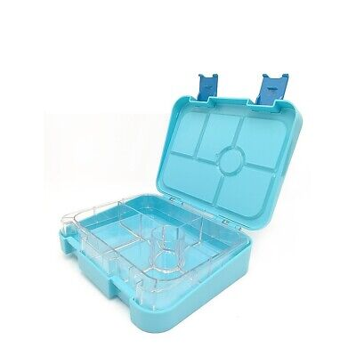 AU48.95 • Buy Bento Lunch Box Kids Leakproof Food Container School Picnic