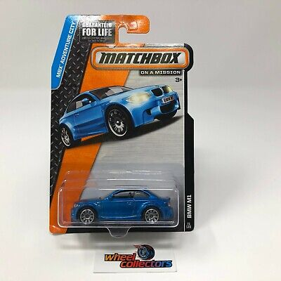$3.99 • Buy BMW M1 #71 * BLUE * Matchbox * Q32