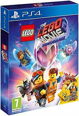 AU73.19 • Buy The LEGO Movie 2 Videogame Minifigure Star-Struck Emmet Edition PS4 PS4