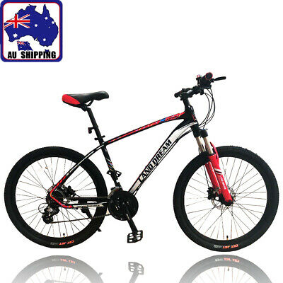 AU349 • Buy LAND DREAM 2020 Multiple Color 26 Inch 24 SP Shimano310 Mountain Bike LMB2026