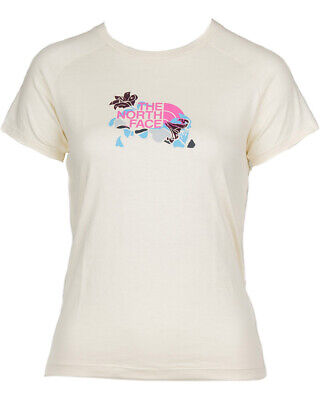 The North Face Women's S/S Hibiscus T-Shirt • 8£