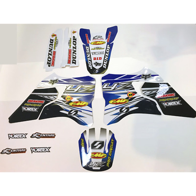 $49.99 • Buy 1996 - 2001 Yamaha Yz 125 250 Yz125 Yz250 Graphics Kit Decals Stickers Package