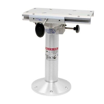 $ CDN272.77 • Buy Garelick Boat Seat Pedestal | EEZ-IN 16 3/4 Inch Swivel And Slideray
