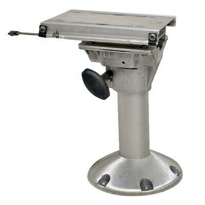 $ CDN219.05 • Buy Springfield Boat Seat Pedestal W/ Slide And Swivel | Aluminum 14 5/8 Inch