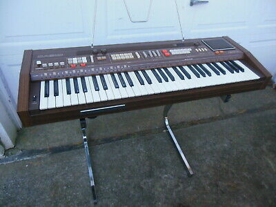 $115 • Buy Vintage Casio Casiotone CT-701 Keyboard Working Partly Tested VG Barcode Synth