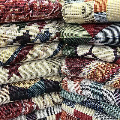 £1.99 • Buy Tapestry New World Designer Fabric Ideal For Upholstery Curtains Throws Cushions