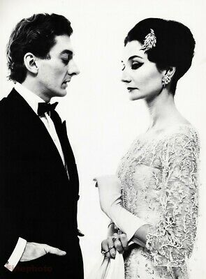 $179.12 • Buy 1964 Jacqueline De Ribes & Raymundo De Larrain By RICHARD AVEDON Photo Art 16x20