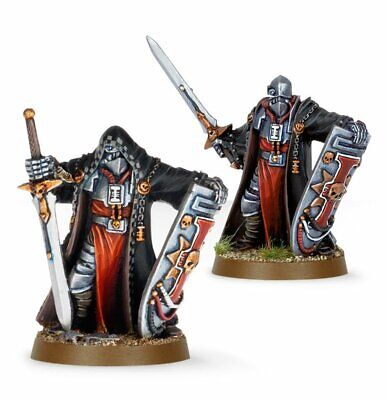 AU269.41 • Buy Crusaders Painted Figure Warhammer 40k Pre-Sale | Art Level