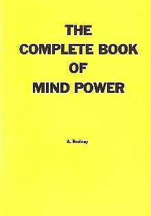 £44.95 • Buy The Complete Book Of Mind Power Finbarr Money Love Magick Spells Occult Magic *